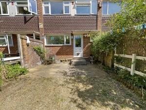 Garden - 17 Dollis Drive - Student homes Farnham for UCA Students