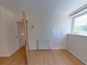 Bedroom 4 - 22 Dollis Drive - Student homes Farnham for UCA Students