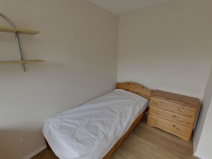 Bedroom 3 - 20 Dollis Drive - Student homes Farnham for UCA Students