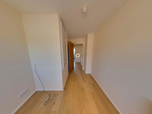 Bedroom 7 - 22 Dollis Drive - Student homes Farnham for UCA Students