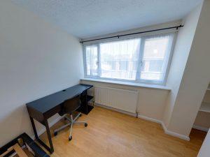 Bedroom 1 - 22 Dollis Drive - Student homes Farnham for UCA Students