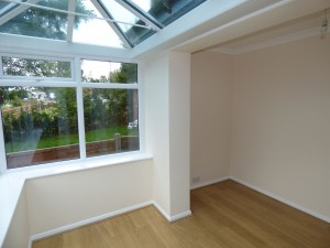Bedroom 2 - 21 Dollis Drive - Student homes Farnham for UCA Students